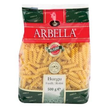 Arbella Makarna 500 Gr Burgu